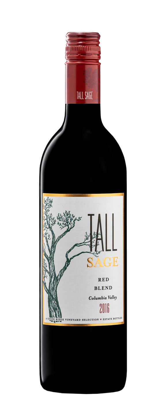 Tall Sage Red Bland